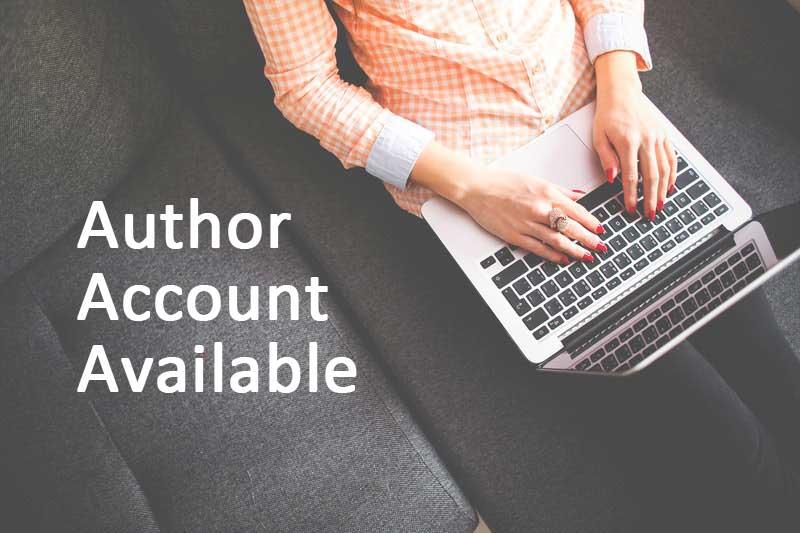 Author account
